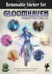 Gloomhaven - Forgotten Circles - Removable Sticker Set