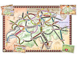 Ticket to Ride - Map Collection 2: India + Switzerland