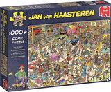 Jan van Haasteren - De Speelgoedwinkel (1000)