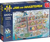 Jan van Haasteren - Cruise Ship (1000)