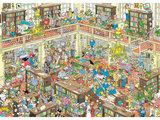 Jan van Haasteren - De Bibliotheek (1000)