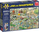 Jan van Haasteren - Boerderij Bezoek (1000)