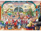 Wasgij? - Christmas 16: De Kerstshow! (2 x 1000)