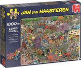 Jan van Haasteren - De Bloemencorso (1000)