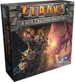 Clank!: A Deck-Building Adventure *Beschadigd*