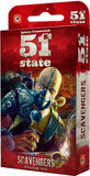 51st State - Complete Master Set - Scavengers *Beschadigd*Master Set - Scavengers