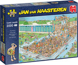 Jan van Haasteren - Bomvol Bad (2000)
