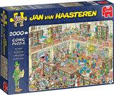 Jan van Haasteren - De Bibliotheek (2000)