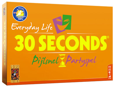 30 Seconds: Everyday Life (Box)