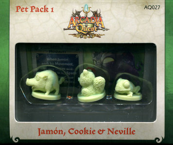 Arcadia Quest - Pet Pack 1