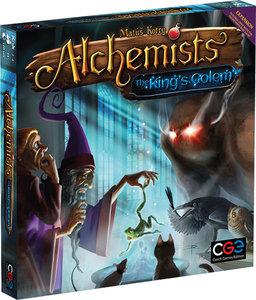 Alchemists - The King's Golem