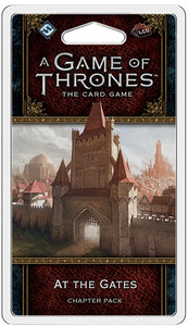 A Game of Thrones: The Card Game - At the Gates - Chapter Pack