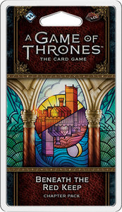 A Game of Thrones: The Card Game - Beneath the Red Keep - Chapter Pack