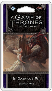 A Game of Thrones: The Card Game - In Daznak's Pit - Chapter Pack