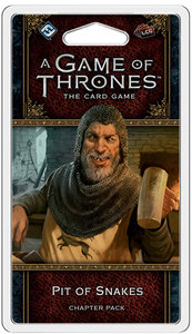 A Game of Thrones: The Card Game - Pit of Snakes - Chapter Pack