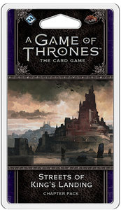 A Game of Thrones: The Card Game - Streets of King's Landing - Chapter Pack