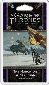 A Game of Thrones: The Card Game - The March on Winterfell - Chapter Pack