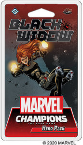 Marvel Champions: The Card Game - Black Widow - Hero Pack