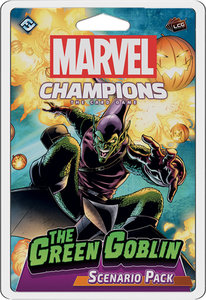 Marvel Champions: The Card Game - The Green Goblin - Scenario Pack
