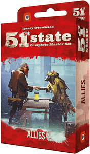51st State - Complete Master Set - Allies