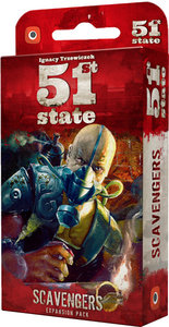 51st State - Complete Master Set - Scavengers