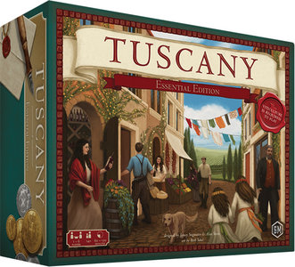 Tuscany (Essential Edition)