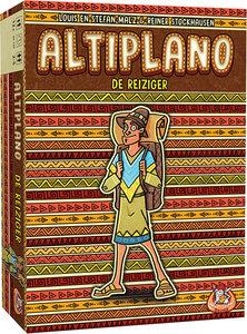 Altiplano - De Reiziger