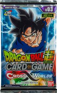 Dragon Ball Super: Cross Worlds - Booster Pack