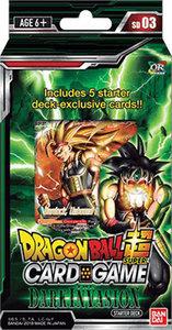 Dragon Ball Super: The Dark Invasion - Starter Deck