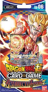 Dragon Ball Super: Resurrected Fusion - Starter Deck