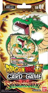 Dragon Ball Super: Shenron's Advent - Starter Deck
