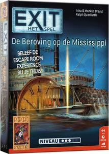 EXIT: Het Spel - De Beroving op de Mississippi