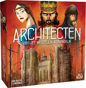 Architecten van het Westelijk Koninkrijk (incl. Promokaarten) (NL)