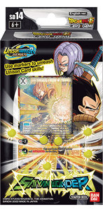 Dragon Ball Super: Saiyan Wonder - Starter Deck