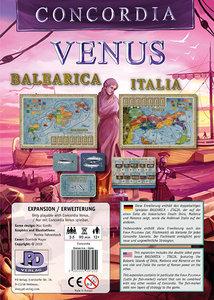 Concordia: Venus - Balearica / Italia