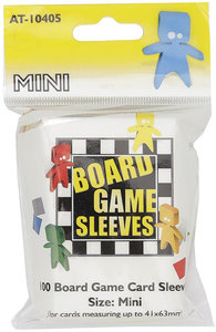 Arcane Tinmen - Mini Board Game Card Sleeves (41 x 63 mm)