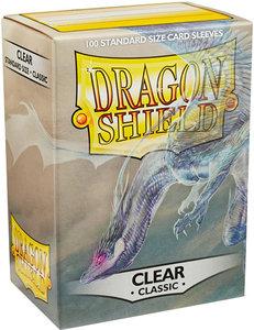 Dragon Shield: Classic - Clear Sleeves (63 x 88 mm)
