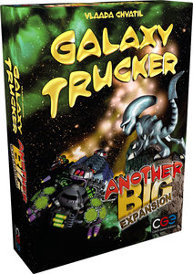 Galaxy Trucker - Another Big Expansion *Beschadigd*