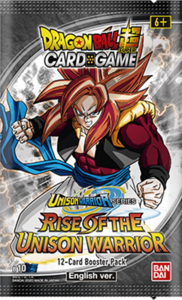 Dragon Ball Super: Rise of the Unison Warrior - Booster Pack