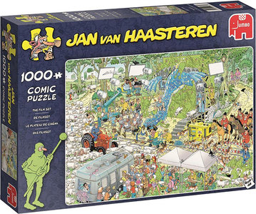 Jan van Haasteren - De Filmset (1000)