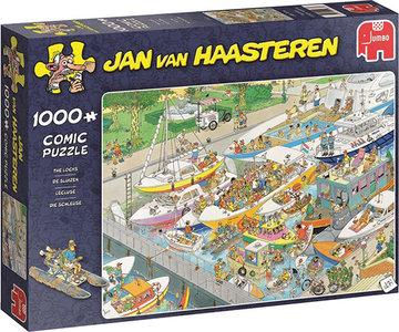 Jan van Haasteren - De Sluizen (1000)
