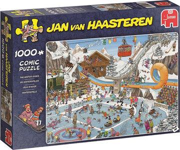 Jan van Haasteren - De Winterspelen (1000)