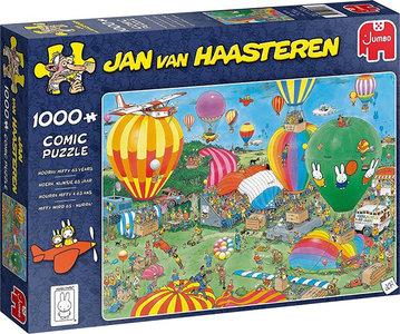 Jan van Haasteren - Hoera, Nijntje 65 Jaar (1000)