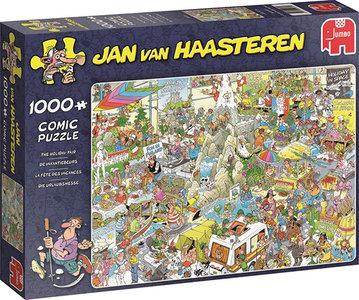 Jan van Haasteren - De Vakantiebeurs (1000)