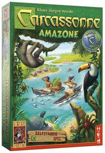 Carcassonne: Amazone *Licht beschadigd*