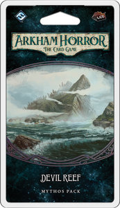 Arkham Horror: The Card Game - Devil Reef - Mythos Pack