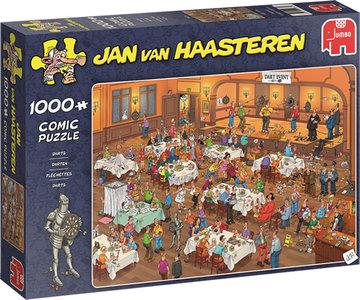 Jan van Haasteren - Darten (1000)