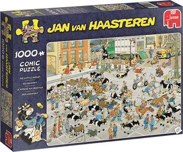 Jan van Haasteren - De Veemarkt (1000)