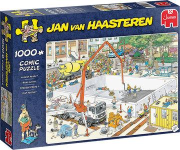Jan van Haasteren - Bijna Klaar? (1000)