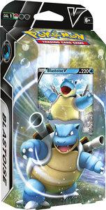 Pokémon: Blastoise - V Battle Deck